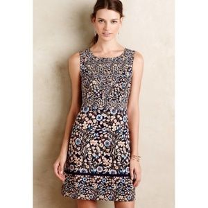 Maeve for Anthropologie, Floral Dress With Pockets
